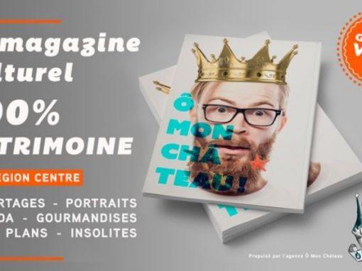 François Christophe (Pink créastudio – Studio prizm) pour «Oh mon Château»