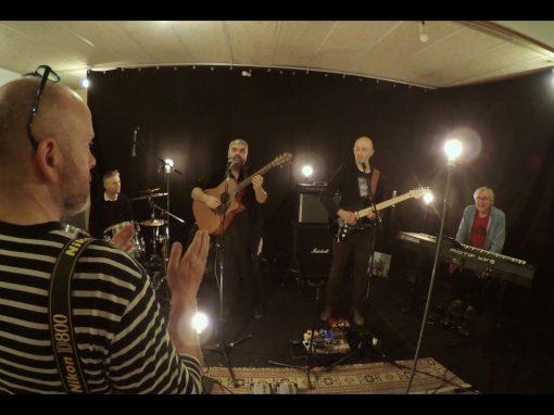Création, tournage et montage clip live pour le groupe Flight Of Fancy